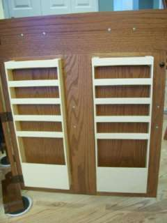 Lift Sewing Machine Cabinet with Room For Your Serger