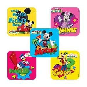 Playhouse Disney Mickey Mouse Clubhouse Stickers (25