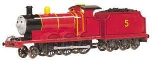 Bachmann HO  James the Red Engine  Thomas Tank  58743