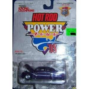 Hot Rod Magazine Power tour 98 #7 56 Chevy Nomad Toys