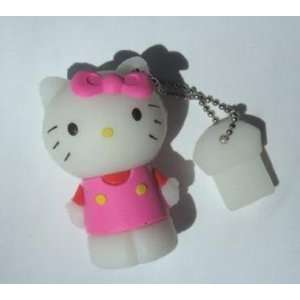 4GB Stand Hello Kitty Flash Drive USB Flash Drive