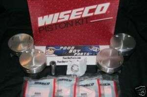 Wiseco Forged Pistons Scion TC 2.4 2AZFE 2.4L Turbo