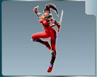 TAKI Soul Calibur vinyl decal sticker Soul Blade #2