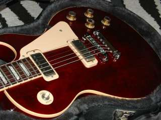 LES PAUL DELUXE REISSUE WINE RED LIMITED DISCONTINUED EDITION