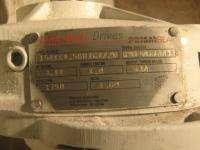 NEW Watt Electric Motor Link Belt Gear Box Reduction Drive 1750 @ 4.69