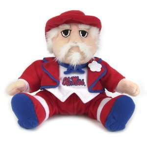 Pack of 2 NCAA Mississippi Ole Miss Rebels Stuffed Toy
