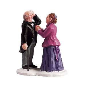 Lemax Christmas Village Collection Parents Of The Bride