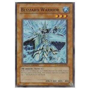Yu Gi Oh!   Blizzard Warrior   Hidden Arsenal   #HA01