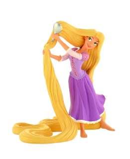 Rapunzel Tangled Pascal Flynn Rider Maximus Minifiguren von BULLYLAND