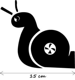 JDM Turbo Snail Schnecke Auto AUFKLEBER Car Sticker