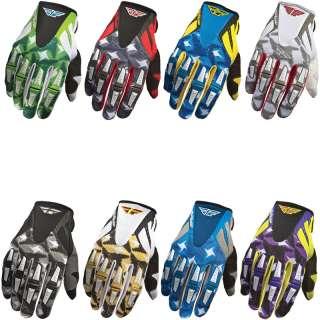 KINETIC MX MTB DIRT BIKE ENDURO CYCLE BMX QUAD MOTOCROSS GLOVES