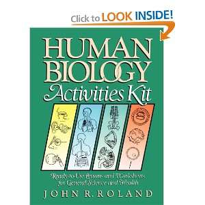 com Human Biology Activities Kit Ready to Use Lessons and Worksheets