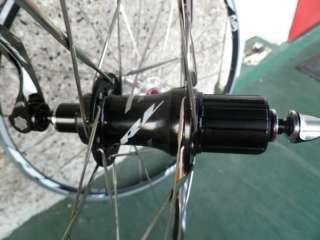 Bontrager RL Race Lite 700c wheelset shimano clincher road bike wheels