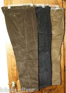 NWT $85 Polo Ralph Lauren Corduroy Pants 38X30