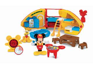 Micky Maus Wunderhaus  R9041  Camper 0027084855241