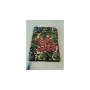 HAND CRAFTED FLORAL PAPERBACK BOOK COVER Everything Else