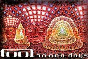 TOOL 10,000 Days Tour Alex Grey Poster NEW 40 X 59