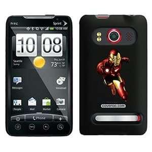 Iron Man Hand on HTC Evo 4G Case  Players