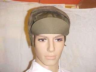 DUTCH ARMY MILITARY WINTER HAT OD size 58