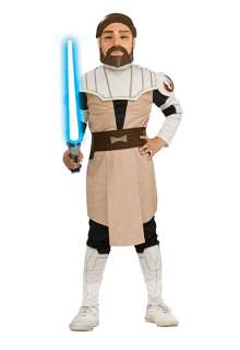 Star Wars Obi Wan Kenobi Child Halloween Costume