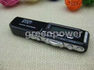 New 4GB Digital Voice Recorder Record Pen Dictaphone  Player BLACK