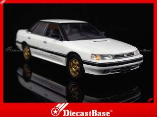 CLC227 IXO Subaru Legacy 2.0 Turbo RS Type RA 1989 143
