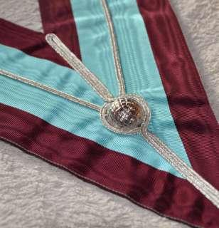 Masonic Mark Past Masters Collar & Jewel