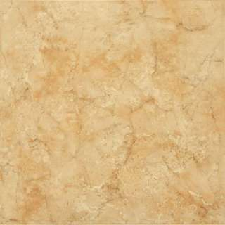 Illusione Caramel 12 In X 12 In Glazed Ceramic Floor Wall Tile 16
