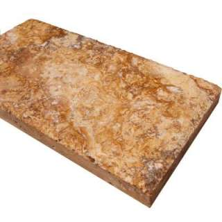 MS International Versailles Gold Paver 6 In. X 12 In. Honed Unfilled