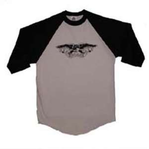 Deftones   Baseball Shirt   T Shirts   Def Eagle 2   Größe XL