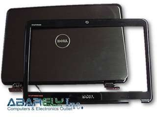 Genuine Dell Inspiron 14R N4010 LCD Back Cover w/Hinges +Front Bezel