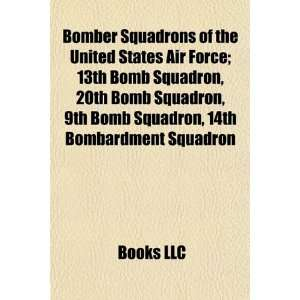 Bomber Squadrons of the United States Air Force: 13th Bomb Squadron