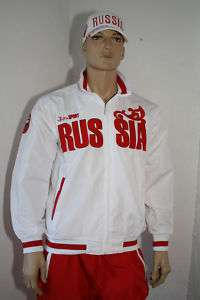 Bosco Sport RUSSIAN OLYMPIC TEAM SUIT White, Russland |