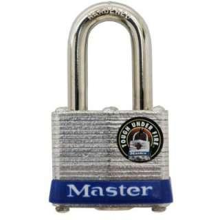 Master Lock Zinc Plated Laminated Steel Padlock 3KADLDHCHD at The Home