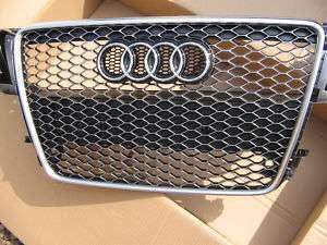 Audi RS5 original Kühlergrill für A5 Coupe Sportback Cabrio S5 Grill