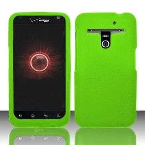 Neon Green Skin for Metro PCS LG Esteem 4G MS910 Silicone Rubber Case