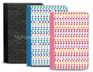 Festival Colorful Notebook Folio Case Cover for  Kindle Fire 1G