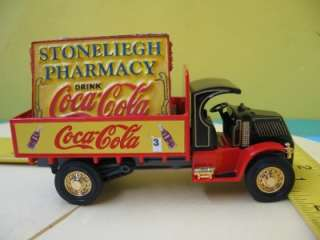 MATCHBOX COCA COLA TRUCKS ~ YPC 03 ~ 1920 MACK AC SIGN TRUCK~MOY~ MINT