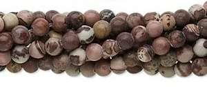 Lot of 1000 Crazy Horse Stone 4mm Round Gemstone Beads