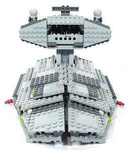 Imperial Star Destroyer Star Wars Lego Set #6211. 100% w/Instructions
