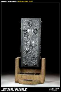 Sideshow Star Wars   Han Solo in Carbonite PF Figure