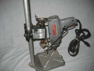 Vintage Craftsman 1/4 Drill w Drill Press Model 25921