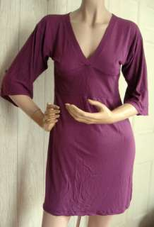 Purple Romeo & Juliet Couture Rayon Dress M