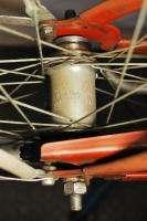 Westfield Columbia 1950 balloon tire bicycle bike rat rod 3 star