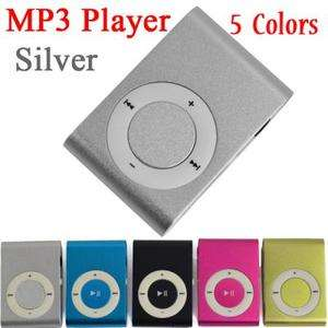 USB 2GB Memory RAM Mini Clip on MP3 Player Walkman Personal Stereo 5