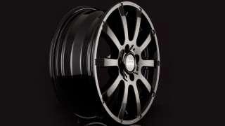 W3 Black Alufelgen Audi A3 A4 A6 Seat Leon Skoda VW Golf Passat
