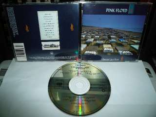PINK FLOYD A MOMENTARY LAPSE OF REASON CD MADE IN USA DIGITAL AUDIO