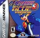 Mega Man Battle Network 3 Blue Version (Nintendo Game Boy Advance