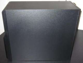 Bose Acoustimass 600 Home Theater Surround Sound Stereo Speaker System