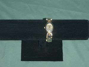 PIERRE NICOL LADIES WRIST WATCH LOVELY GOLD CHAIN DESIGN W/A TOUCH